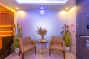 A seating area at Bekdas Hotel Deluxe & Spa