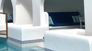 Zona de estar de New! Hotel Mediterráneo Tulum