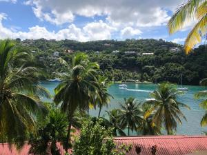 A view of the pool at Marigot Beach Club & Dive Resort or nearby