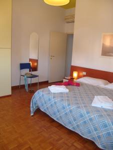 Cama o camas de una habitación en Green Apartment