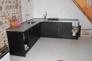 A kitchen or kitchenette at Le Mas d'en Haut