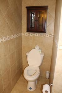 Um banheiro em Casa Diamante