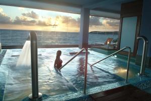 Het zwembad bij of vlak bij Lopesan Villa del Conde Resort & Thalasso
