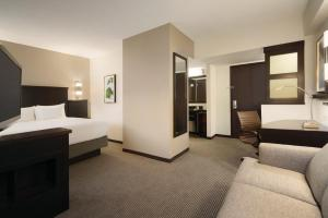 A television and/or entertainment center at Hyatt Place Philadelphia/ King of Prussia
