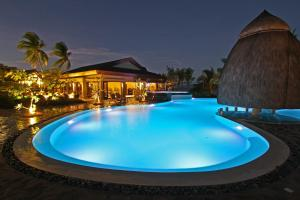 The swimming pool at or near Two Seasons Coron Island Resort & Spa