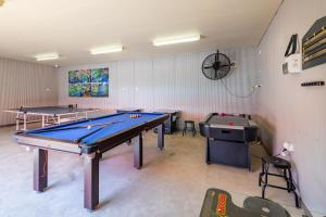 A pool table at Ingenia Holidays Avina