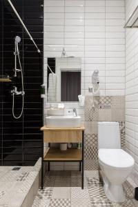 Un baño de Nomera na Goncharnoy