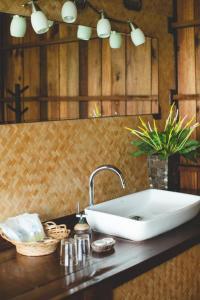 Ванная комната в Bayview Hill Resort