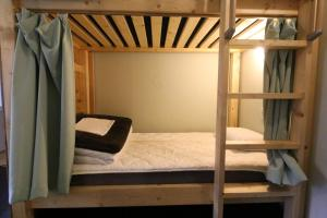 Litera o literas de una habitación en Kamiichinomachi backpackers