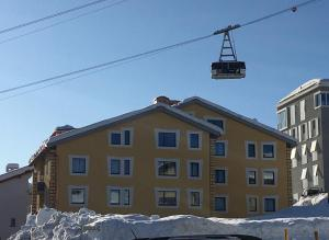 Boutique Hotel Cervus im Winter