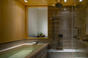 A bathroom at Campton Kiyomizu Vacation Rental