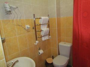 Ванная комната в Отель на Зеленой