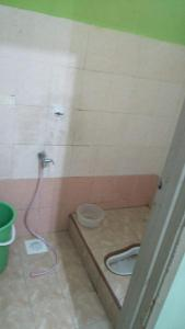 Bilik mandi di Homestay Taman Maju Jasin