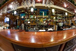 Лаундж или бар в Apel'sin Hotel