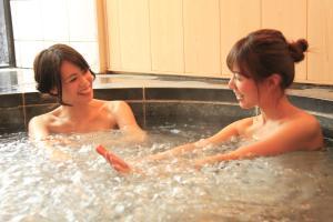 Guests staying at Merveille Hakone Gora