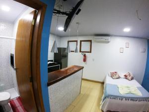 A kitchen or kitchenette at Casa da Ilha