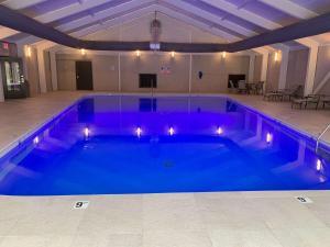 The swimming pool at or near Best Western Plus Clarks Summit Scranton Hotel