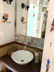 Un baño de LOFT QUINTA DO ABADE