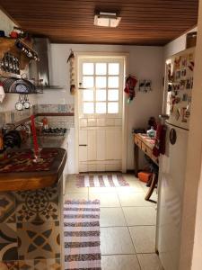 Una cocina o zona de cocina en LOFT QUINTA DO ABADE