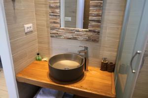 A bathroom at Sofia Village