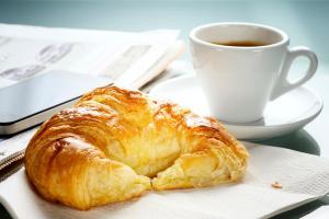 ラディソン ブル ホテル チョンチン シャーピンバで提供されている朝食
