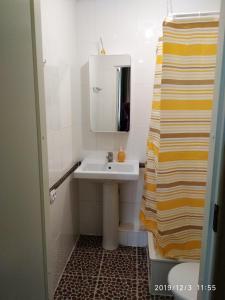 Ванная комната в Гостевой Дом Верста