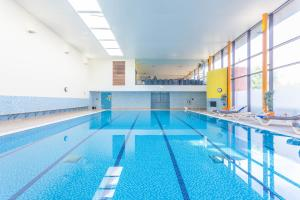 The swimming pool at or near Horizons Accommodation