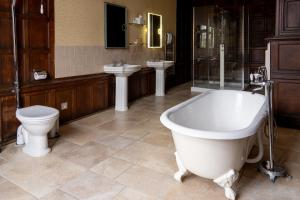 A bathroom at Castle Bromwich Hall; Sure Hotel Collection by Best Western