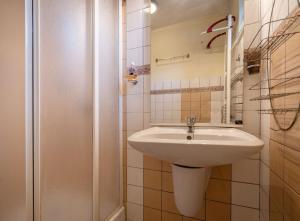 Kúpeľňa v ubytovaní Privat Dana