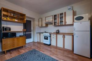Kuchyňa alebo kuchynka v ubytovaní Privat Dana