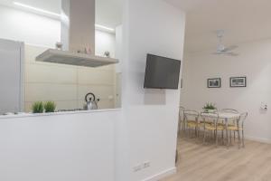 Cucina o angolo cottura di Pigneto Delightful Apartment