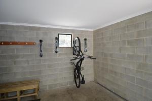A bathroom at Albina