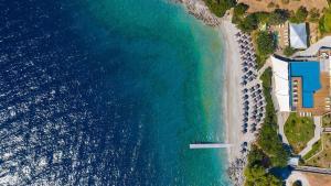 Άποψη από ψηλά του Adrina Resort & Spa