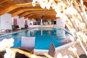 The swimming pool at or near Bryn Meadows Golf, Hotel & Spa