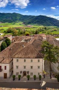 Vista aerea di Relais & Chateaux Palazzo Seneca