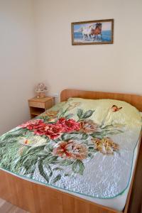 Кровать или кровати в номере Udacha Guesthouse