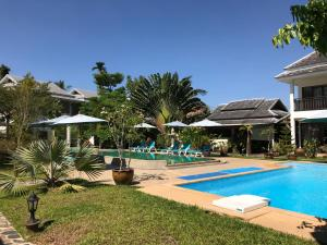 The swimming pool at or near Villa Colina Khao Lak - Adults Only