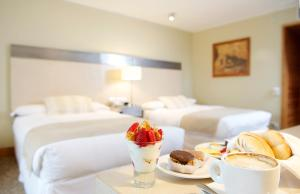Cama o camas de una habitación en Radisson Hotel Puerto Varas
