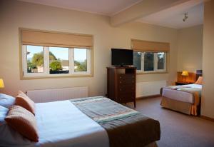Cama o camas de una habitación en Park Inn by Radisson Puerto Varas