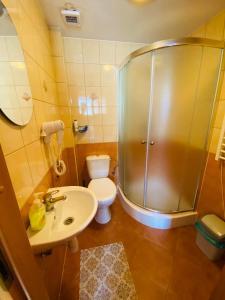 Łazienka w obiekcie Willa Pod Stokiem