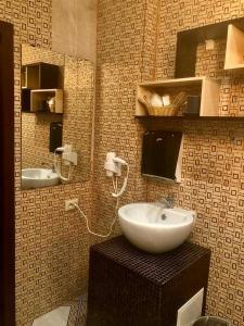 Ванная комната в Happy Home