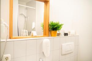 A bathroom at Hotel Vicinity