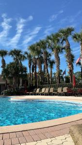 The swimming pool at or close to Townhouse in Orlando - near Disney