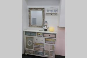 Ein Badezimmer in der Unterkunft Mülln Apartment