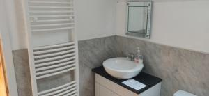 A bathroom at Forth Bay Guest House