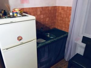 Кухня или мини-кухня в Na Tylskoy
