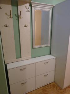 A bathroom at Гостевой Дом в Истре
