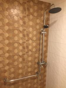 A bathroom at Horská retrochata Na Sluníčku