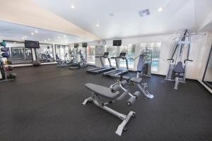 The fitness center and/or fitness facilities at Holiday Inn Club Vacations at Desert Club Resort, an IHG hotel