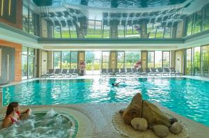 The swimming pool at or near Sopwell House Hotel